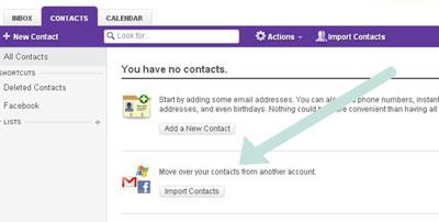 melihat email facebook